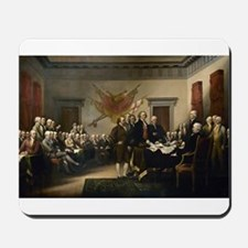 Declaration Independence Mousepad