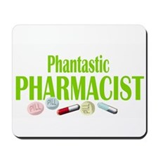 PHANTASTIC PHARMACIST Mousepad