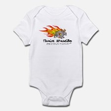 Flaming Armadillo Productions Infant Bodysuit