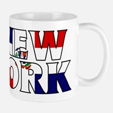 New York - Dominican Republic Mugs