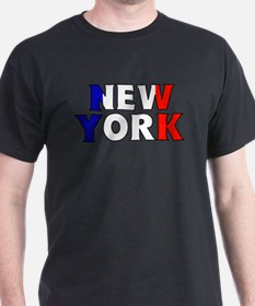 New York - France T-Shirt