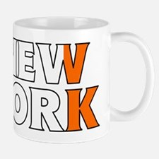 New York - Ireland Mugs