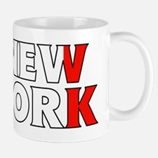 New York - Italy Mugs