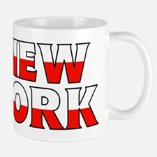 New York - Poland Mugs