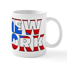 New York - Puerto Rico Mugs