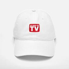 As Seen On TV Logo Baseball Baseball Baseball Cap