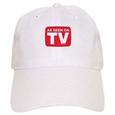 As Seen On TV Logo Baseball Baseball Cap