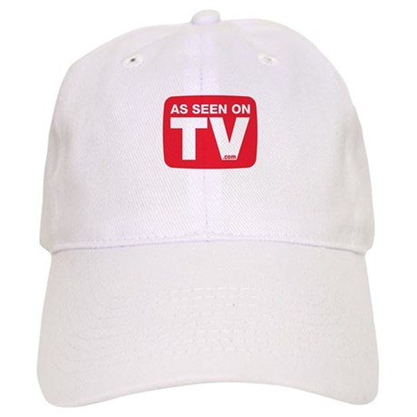 As Seen On TV Logo Baseball Cap