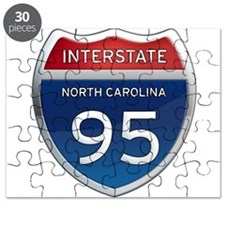 NC Interstate 95 Puzzle