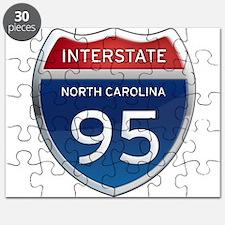 NC Interstate 95 Puzzle