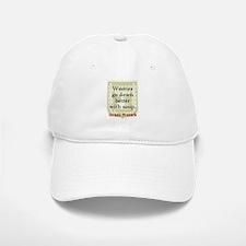 Worries Go Down - Israeli Proverb Baseball Baseball Baseball Cap