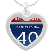 NC Interstate 40 Necklaces