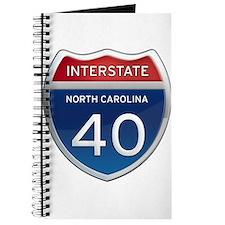 NC Interstate 40 Journal
