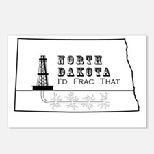 Frac that Bakken! Postcards (Package of 8)