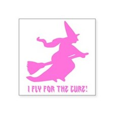 Fly for the Cure Sticker