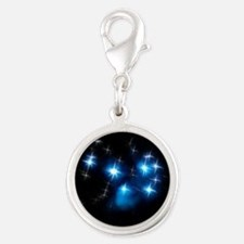 Pleiades Blue Star Cluster Charms