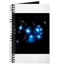 Pleiades Blue Star Cluster Journal