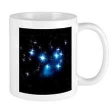 Pleiades Blue Star Cluster Mugs