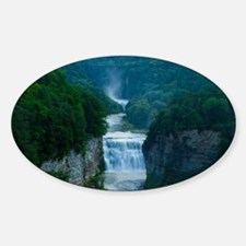 Letchworth  Sticker (Oval)