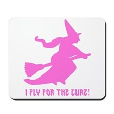 Fly for the Cure Mousepad
