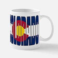 Colorado Flag Mugs