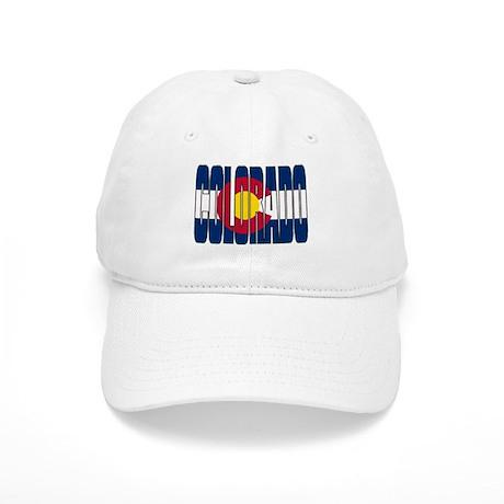 colorado flag baseball hat by garabatosygaratusas