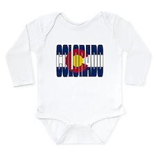 Colorado Flag Body Suit