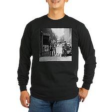 The Krazy Kat Speakeasy Long Sleeve T-Shirt