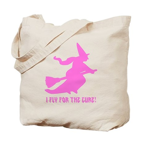 Fly for the Cure Tote Bag