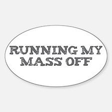 Running my mass off Decal