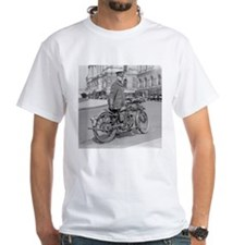 Motorcycle Police Officer T-Shirt