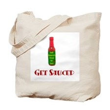 Get Sauced Tote Bag
