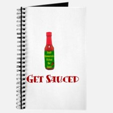 Get Sauced Journal