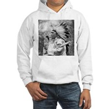 Indian Chief Whirlwind Soldier Hoodie