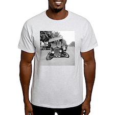 Crashed Ford Model T T-Shirt