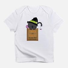 Baby's 1st Halloween Cat Infant T-Shirt