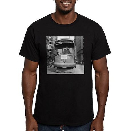 Brooklyn Bridge Trolley T-Shirt