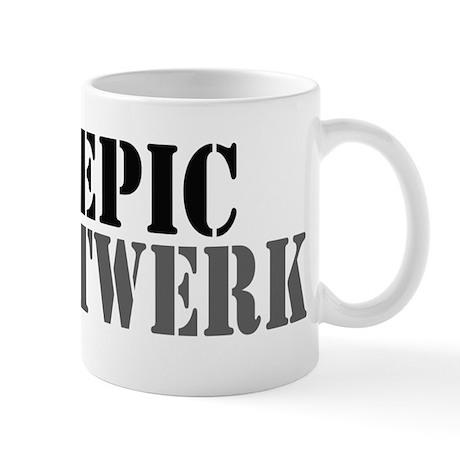 Epic Twerk Mugs