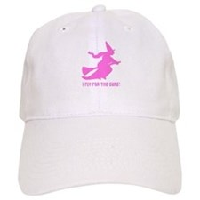 Fly for the Cure Baseball Baseball Cap