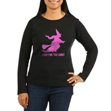 Fly for the Cure Long Sleeve T-Shirt