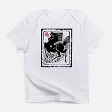 Chinese Zodiac Horse Artistic Design Infant T-Shir