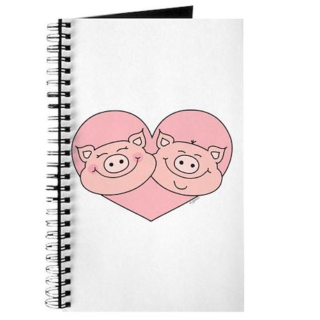 Piggy Love Journal
