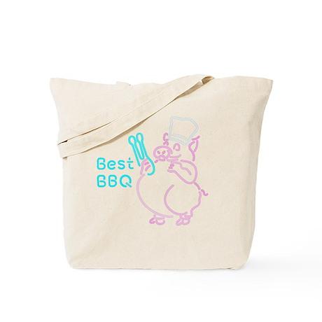 Porky BBQ Tote Bag