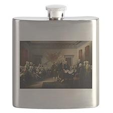Declaration Independence Flask