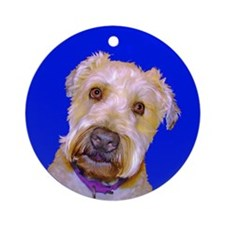 Rory Ornament (Round)