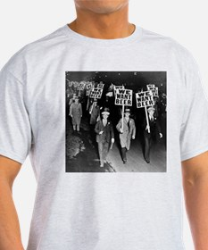 We Want Beer! Protest T-Shirt