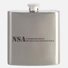 NSA privacy issue Flask