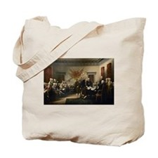 Declaration Independence Tote Bag