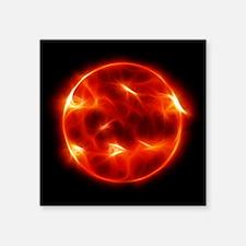 Sun Sol Star Sphere Sticker