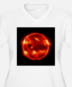 Sun Sol Star Sphere Plus Size T-Shirt